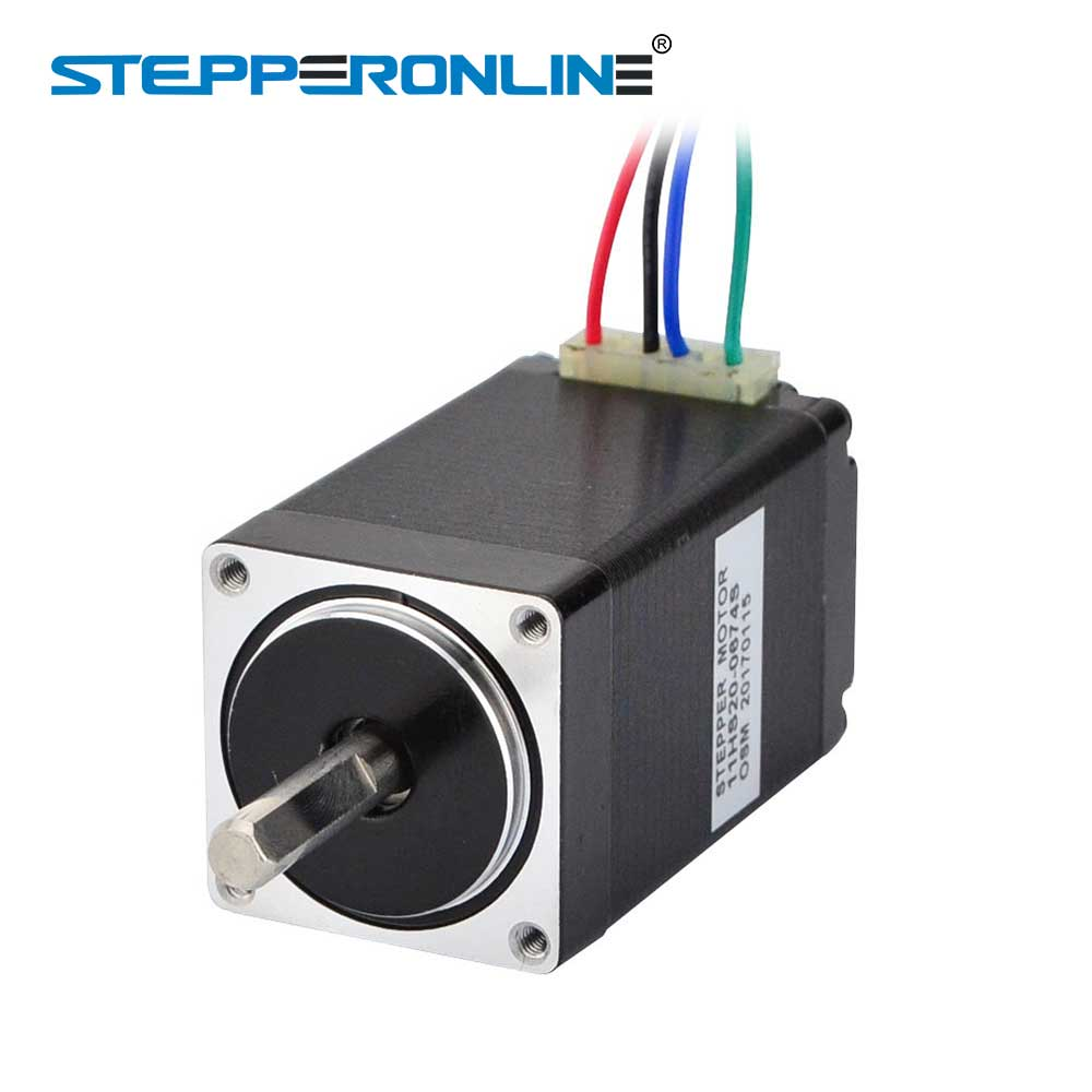 Nema 14 5mm Shaft Reprap CNC 1.8deg 3D Printer NEMA14 Stepper Motors