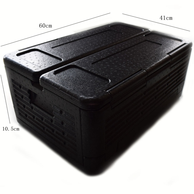 Sweettreats Cooler 60 Cans,Collapsible,Insulated,Portable,Waterproof Outdoor Storage Box Thermoelectric Cool Box 5