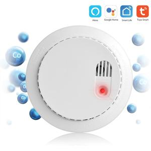 Image 4 - Lonsonho Tuya Smartlife Wifi wykrywacz tlenku węgla Co czujnik dymu inteligentny dom bezpieczeństwo inteligentna automatyka domowa