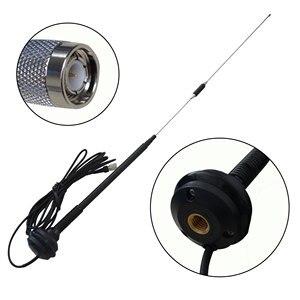 Image 1 - Yüksek kazanç RTK anten 410 MHz/433 MHZ/450 MHZ anten için telemetri radyo