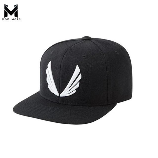 MOK MORS M HOT New Snapback Baseball Cap Brand Woman Fashion High Quality  Embroidery Hip Hop 5725d98550b
