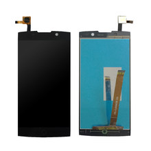 LCD สำหรับ Alcatel OneTouch Flash 2 OT7049 หน้าจอ LCD Touch Digitizer Assembly จัดส่งฟร(China)