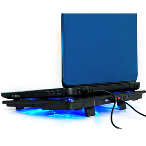 "Image 3 - Professional แล็ปท็อป Cooling Pad 13 ""14"" 15.6 ""แล็ปท็อปพัดลมสไลด์ขาตั้งแล็ปท็อปสำหรับ Notebook Cooler"