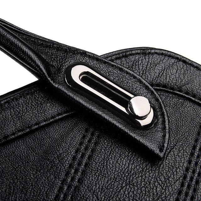 2017 Hot Sale Women Bag Fashion PU Leather Women's Handbags Bolsas Top-Handle Bags Tote Women Shoulder Messenger Bag F90