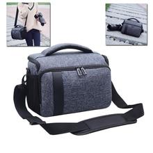 Водонепроницаемая сумка для фотокамеры DSLR чехол для Canon EOS 750D 1300D 5D Mark IV III 800D 200D 6D Mark II 7D 77D 60D 70D 600D 700D 760D