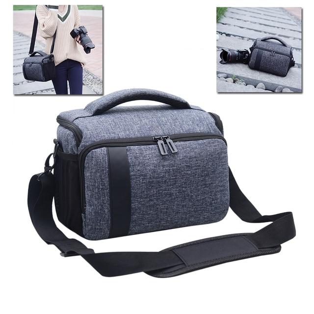 DSLR Waterproof Photo Camera Bag Case For Canon EOS 750D 1300D 5D Mark IV III 800D 200D 6D Mark II 7D 77D 60D 70D 600D 700D 760D