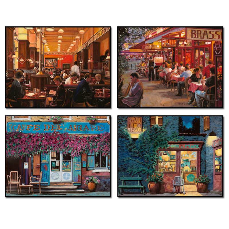 Needlework 5d Diamond Painting Coffe Landscape Lavender Embroidery Mosaic Pictures Patterns Tree Beads Picture Rhinestone in Diamond Painting Cross Stitch from Home Garden