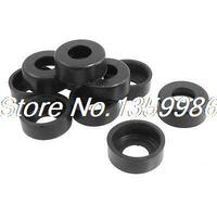 3 pces de borracha macia repalcement 607 capa de rolamento preto para moedor de ângulo|bearing 607|bearing bearingbearing rubber -