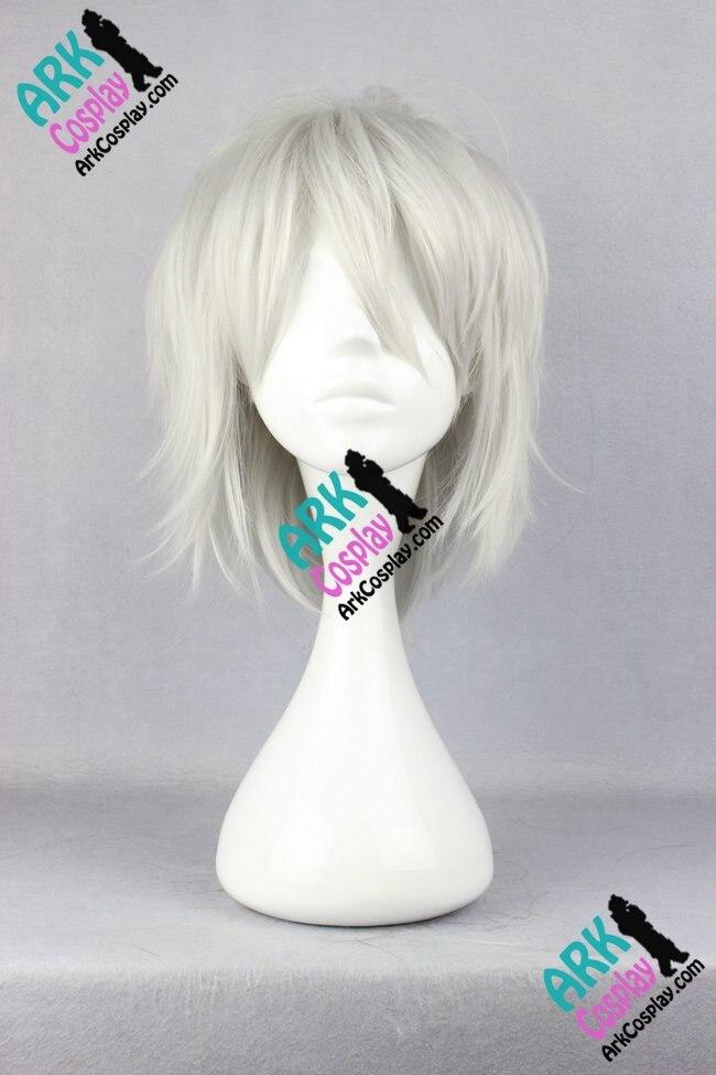 Clear Hair Accessories -Dramatical Murder Hair Accessories Silver Mens Dramatical Murder Cospaly  Hair Accessories