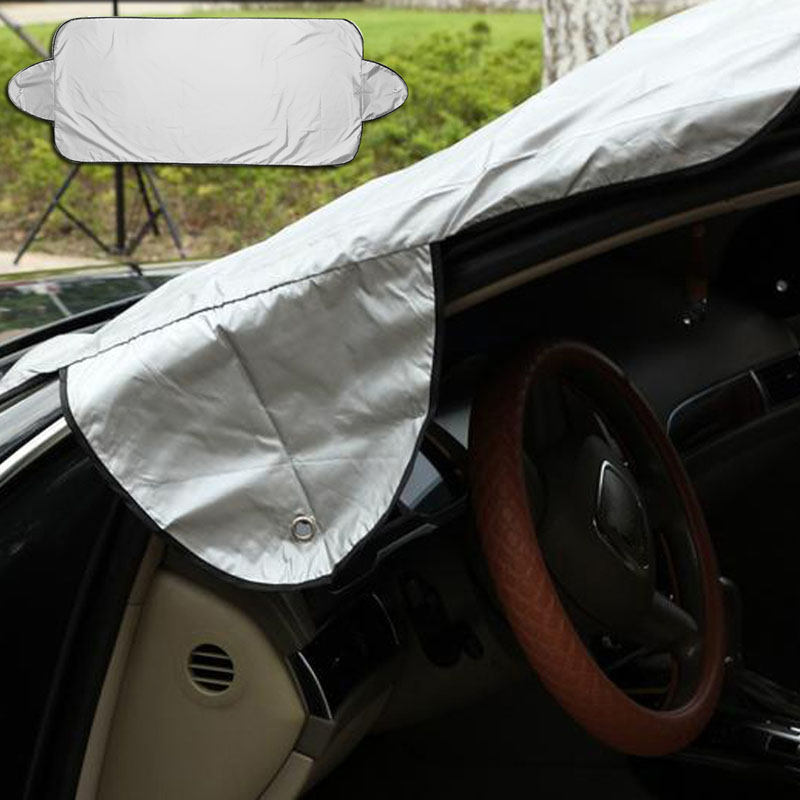 VAN WINDSCREEN ANTI FROST//ICE//SNOW COVER PROTECTOR WINDSHIELD FOR TOYOTA HIACE