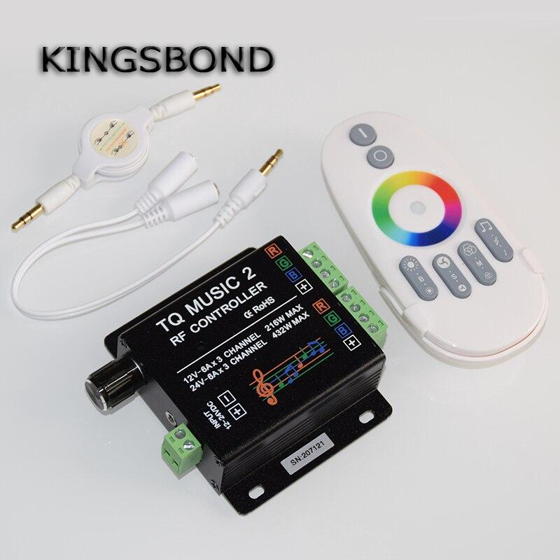 Music2 Controller Led RGB Music Controller RF Remote Intelligent Sonic Sensitivity Led Backlight Remote Free Shipping набор для творчества style me up блокнот визажиста 1478
