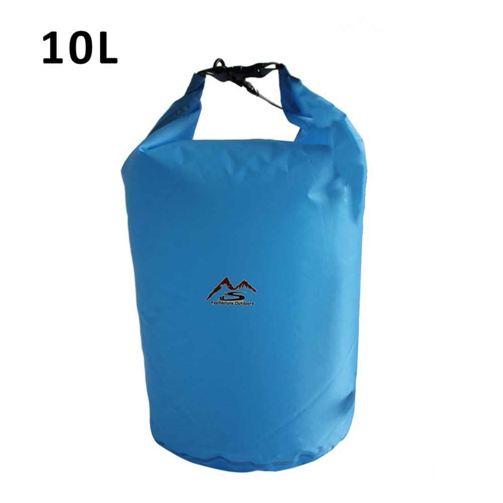 Camping Rafting Container Dry Bag Storage Tote Luggage Carry Pouch 10//20//40L