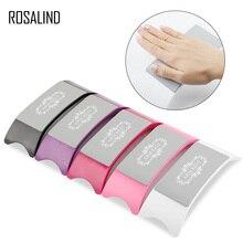Силиконовые подставки для рук, художественная Подушка для ногтей, 5 цветов, держатель для рук, подушка для стола, дизайн для ногтей, салонный дизайн для ногтей
