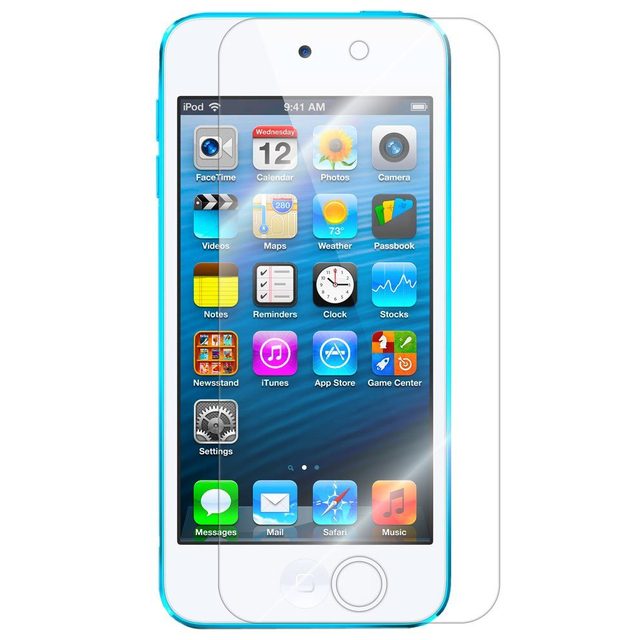 Clear LCD Screen Protector Guard Cover Film Skin for Apple iPod Touch 5th  Generation Music Player Accessories