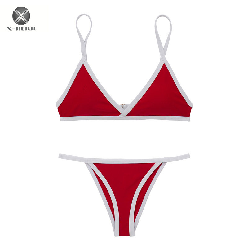 Swimsuit Women Low Waist Bikinis Sets Sexy Bathing Suit Micro Biquini Push Up Swimwear maillot de bain femme Brazilian Beachwear bikini set women swimwear 2016 new sexy halter neck maillot de bain push up bikinis women s swimming suit low waist bathing suit
