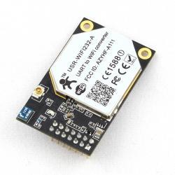 Direct Factory Sales [USR-WIFI232-A] Serial UART to Wifi 802.11b/g/n Module With Internal Antenna usr g301c 3g module uart usb to cdma 1x and cdma ev do