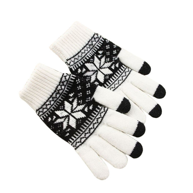Men/Woman Knitted Gloves...