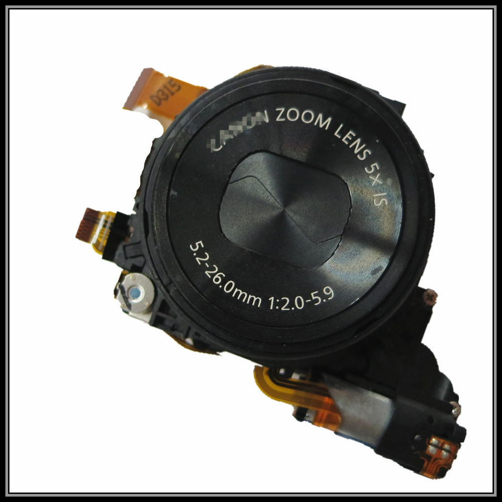 Lens Zoom Unit For CANON PowerShot S110 Digital Camera Repair Part NO CCD (colors: black)Lens Zoom Unit For CANON PowerShot S110 Digital Camera Repair Part NO CCD (colors: black)