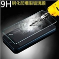 0.3mm 2.5d à prova de explosão de vidro temperado protetor de tela para o iphone se 5 5S 5c 6 s 6 s 7 plus Reforçado Guarda Película Protetora