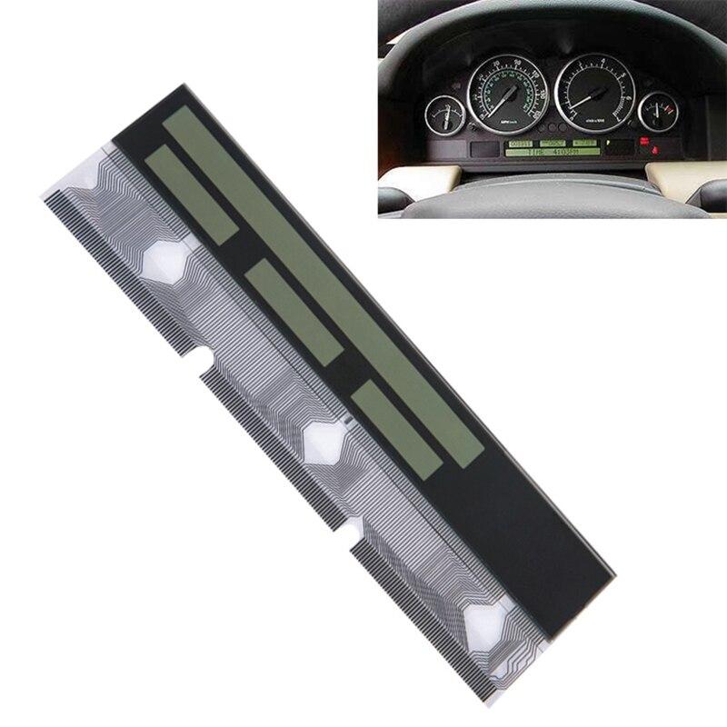 Инструмент кластера ЖК-дисплей экран с ленточным кабелем восстановление пикселей приборной панели инструменты для Range Rover L322 2002 2003 2004 2005