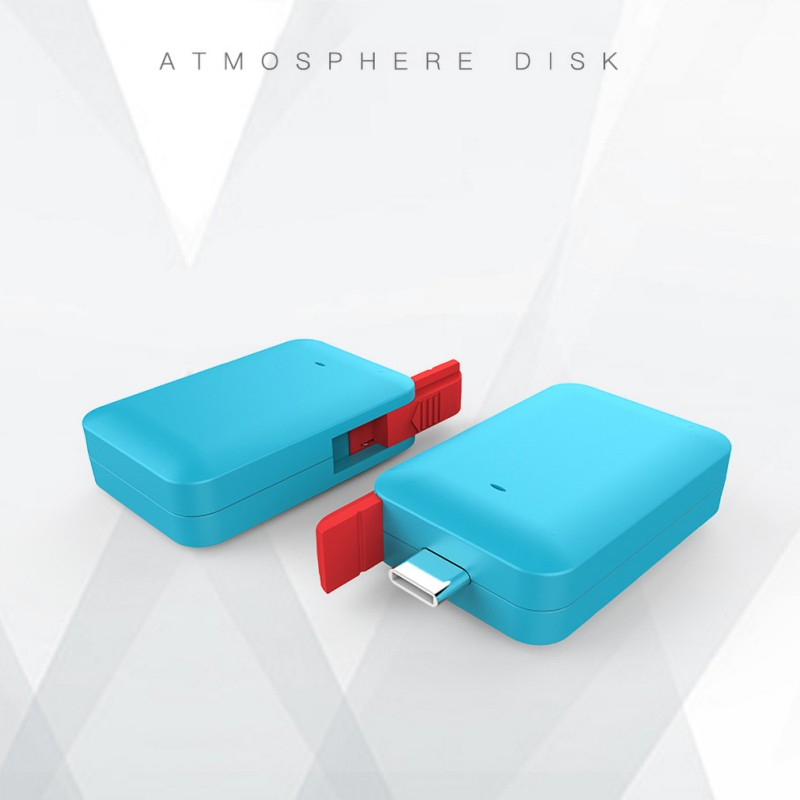 Atmospher U disk SWITCH switch U disk for the PRO version of the Type-C NS Game Console Game Accessories