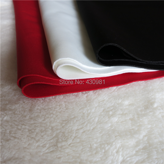 Dress Clothing Fabric Air Space Techno Cloth 1 6mm Solid