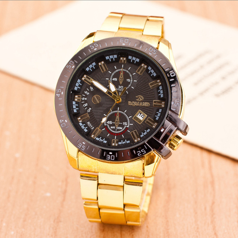 New Arrive Watch Men Quartz-Watch Luxury Brand Mens Watch Clock Men Wrist watches Relogio Masculino Fashion Reloj Hombre