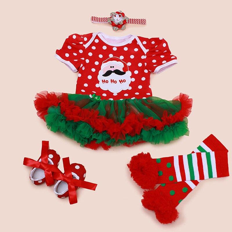 baby Christmas Dress 6