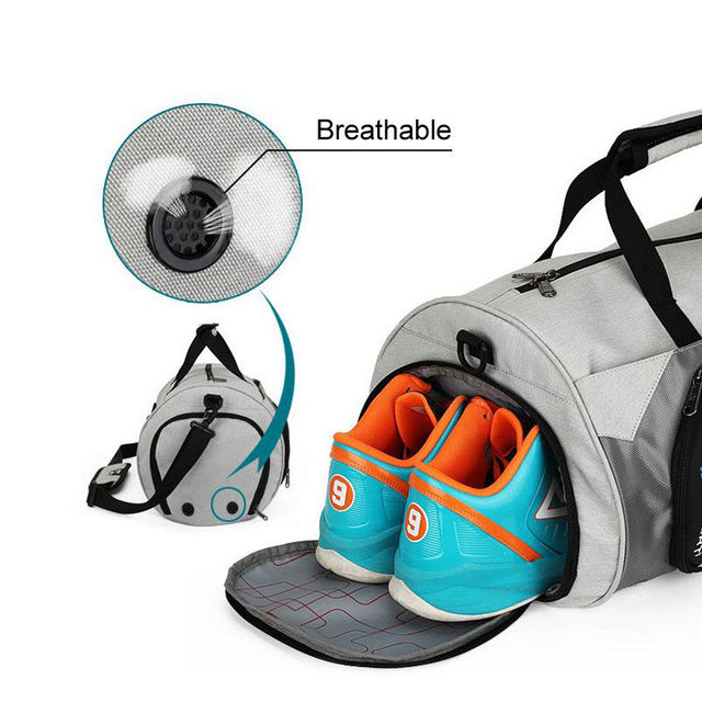 Men Gym Bags For Training Bag Tas Fitness Travel Sac De Sport Outdoor Sports Swim Women
