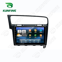 Quad Core 1024*600 Android 5.1 Car DVD GPS Navigation Player Car Stereo for VW Golf 7 2014 Deckless Bluetooth Wifi/3G