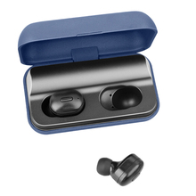 цена на T1 Pro TWS Mini Earphones Wireless Bluetooth 5.0 Earbuds In-ear Portable 3D Stereo Handsfree Sport Headset With Charging Box Mic