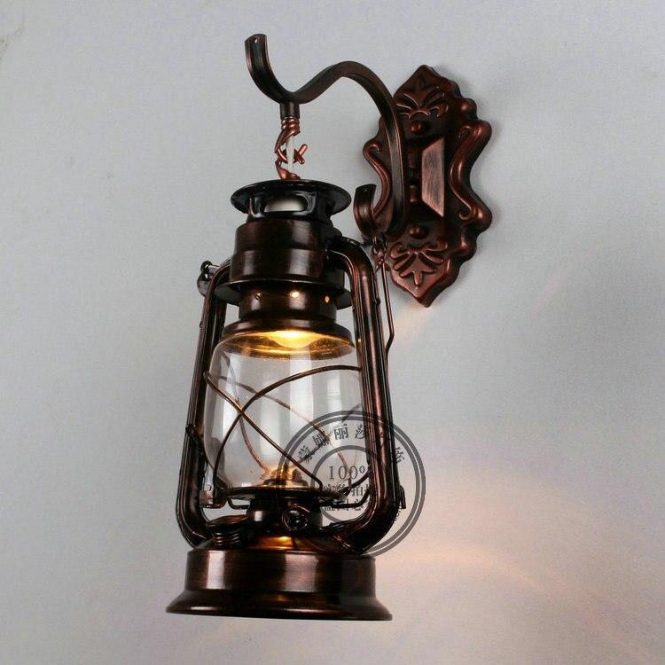 Bedside Lamp Led Lantern European Minimalist Lamp Bedroom