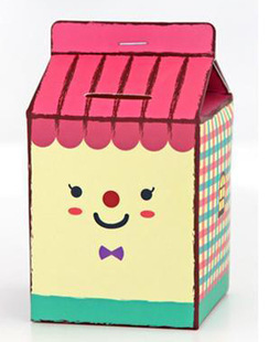 L1544 b south korea cute piggy bank paper money box diy milk l1544 b south korea cute piggy bank paper money box diy milk homemade saving box 29 in storage boxes bins from home garden on aliexpress alibaba sciox Image collections