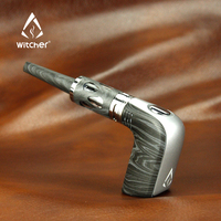 60W E Pipe Electronic Cigarette STALIN E Pipe Kit 3 0ML Huge Vapor Atomizer Adjustable Airflow
