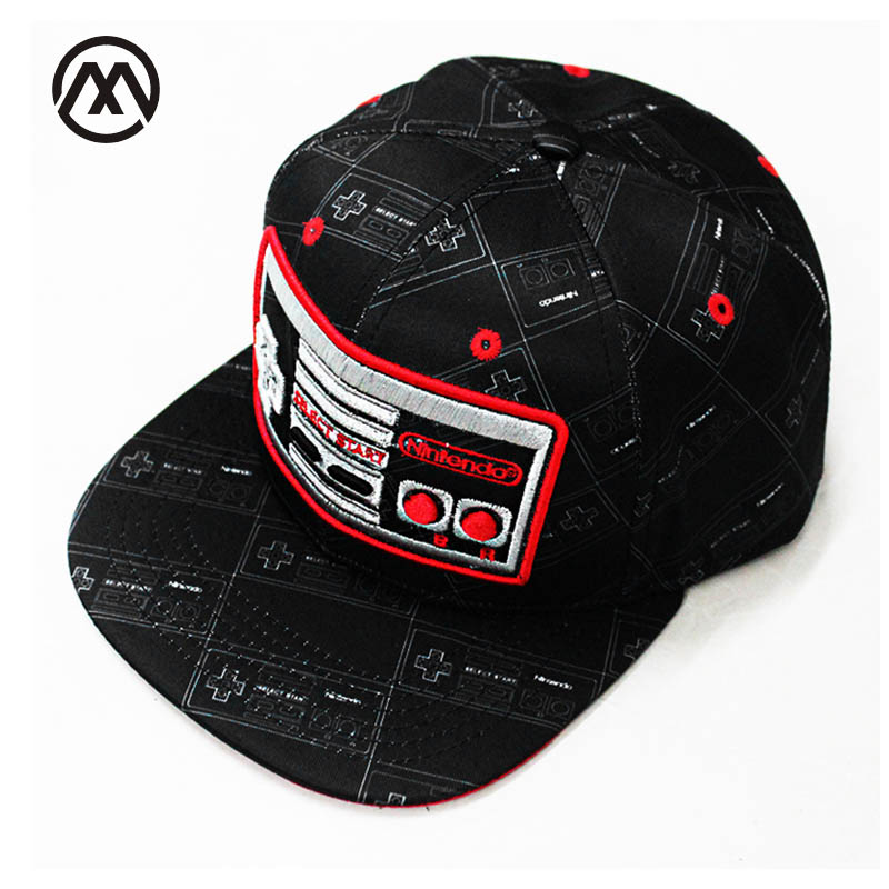 Baseball     Cap   Game Creative Design Snapback Hat Cool   Cap   Adult Letter Bboy Men Hip Hop Hat Hat Unisex Outdoor Shade Cotton Adjust