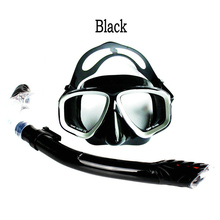 High Quality Adult man women Silicone Diving Mask Swimming Goggles And Swimming Snorkel Full Dry Breathing Tube Diving