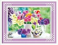 5d Diy Diamond Painting Romantic Love Flower Mosaic Round Diamond Embroidery Needlework Cross Stitch Resin Diamond