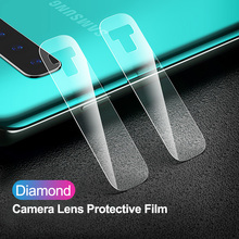 Camera Lens Protective Protector Film For iPhone X XR XS Max 8 7 6 6S Plus Samsung A50 Note 10 Pro S10 Plus Tempered Glass Film camera lens screen protector tempered glass film for iphone xs max x xr 8 7 plus samsung galaxy note 10 5g 9 s10 s10e s9 s8
