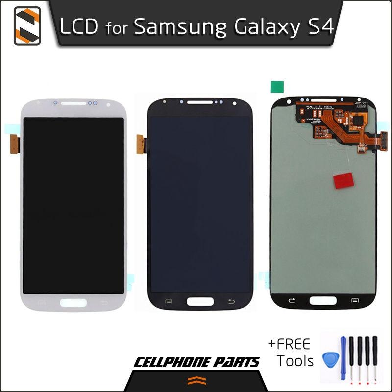 ФОТО AAA Quality LCD for Samsung Galaxy S4 i9500 i9502 i9505 i9506 i9515 i959 i337 i545 M919 L720 R970 Display Touch Screen Digitizer