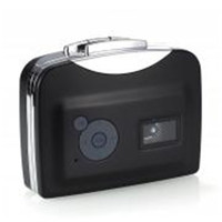 New Portable Cassette Tape To MP3 Format USB Flash Thumb Drive Converter Adapter Player Capture