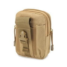 800D Mini Outdoor Camping Multi Bags Tactical Molle Backpacks Pouch Belt Bag Military Waist Sport Running Travel Bag waterproof