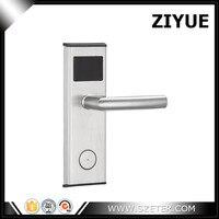 Free Software Cheapest Electronic RF Card Digital Smart Electronic RFID Card Key Hotel Door Locks ET100RF B