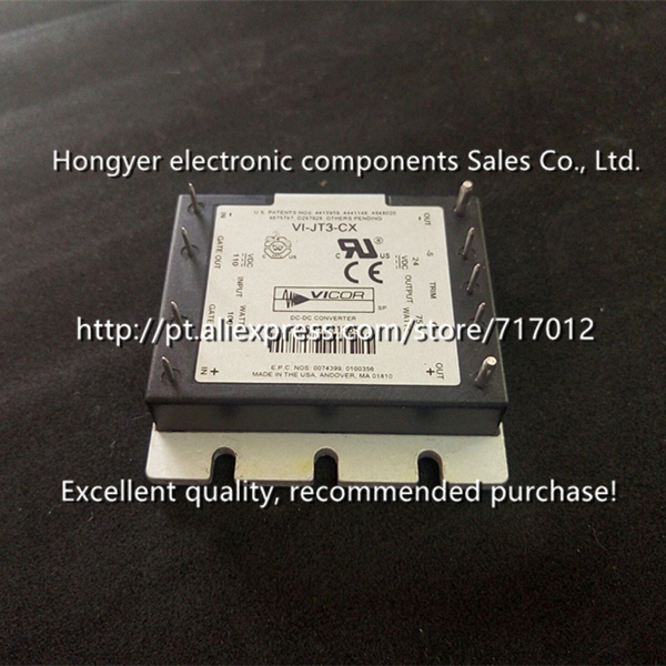 ФОТО Free Shipping VI-JT3-CX DC/DC: 110V-24V-75W new product(Good quality)  ,Can directly buy or contact the seller.