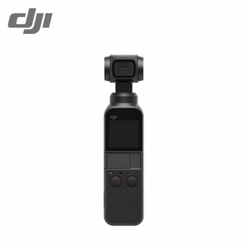 DJI Осмо карман 3 оси стабилизировалась ручной Камера с 4 К 60fps видео механические стабилизации Intelligent съемки в наличии
