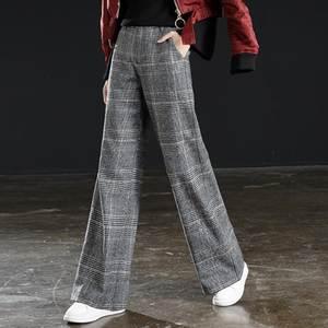 991006596d6 FEILAIDIER Women Pant Female High waist Winter Trousers