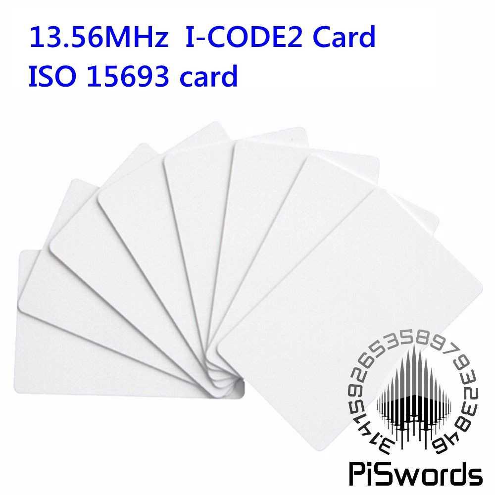 13 56Mhz NFC RFID blank card MF3ICD(H) 81 EV1 8K MF3 IC D81
