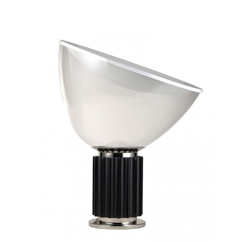Постмодерн Стиль настольная лампа Nordic творческая личность радар настольная лампа современная спальня прикроватные исследование настольн...