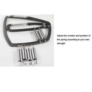 Image 3 - Nowy profesjonalny regulowany trening ciężki chwytak ściskacz urządzenie do ćwiczeń siłowych ulepszony ściskacz Fitness Bruce Lee Grip