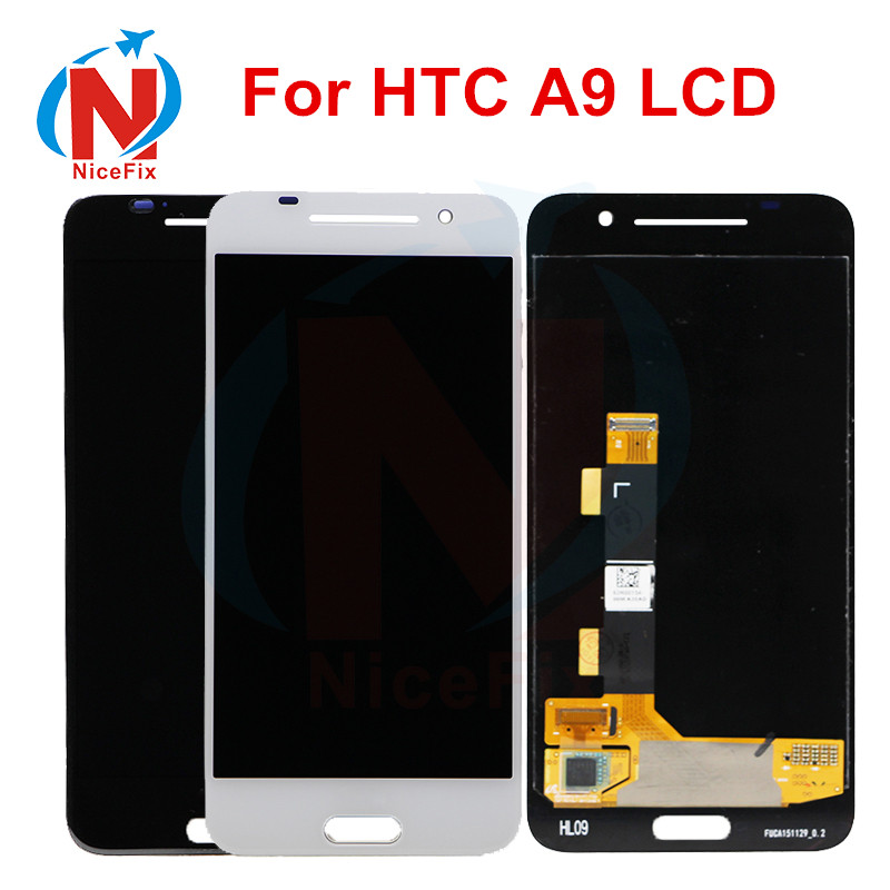 5 0 For HTC One A9 LCD Display Touch Screen Digitizer Assembly Replacement For HTC A9W