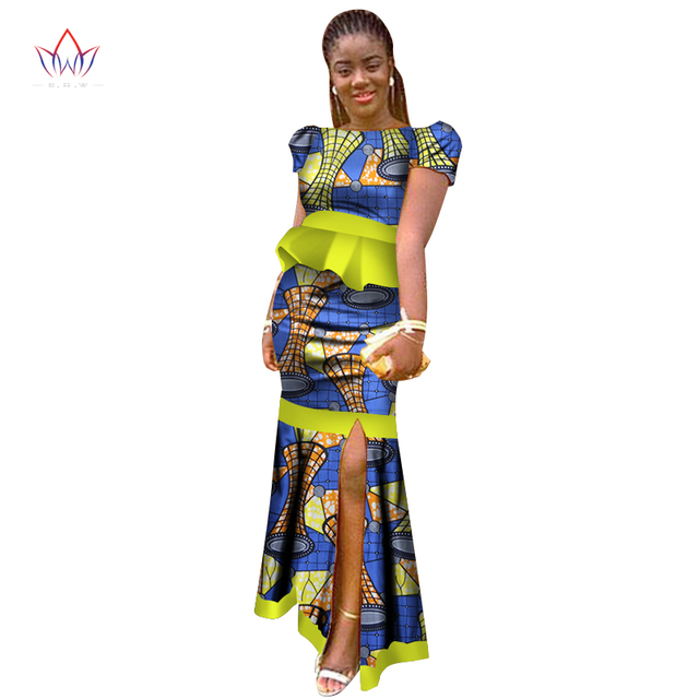 Africa Style 2018 New Fashion African Dresses For Women